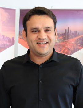 Dr Haris Syed