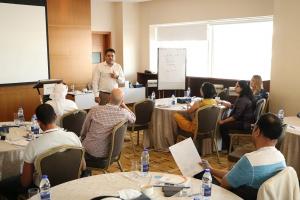 Prerequisites of seeking online team coaching